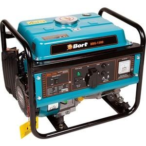 цена на Генератор бензиновый Bort BBG-1500