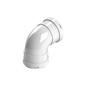 Отвод STOUT 90 градусов м/м диаметр 80 (SCA-0080-020090)