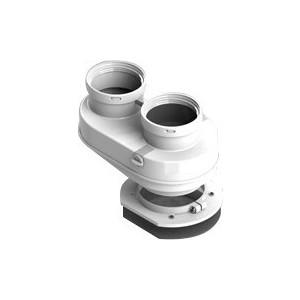 Адаптер STOUT для подключения раздельных труб диаметр 80/80 (SCA-8080-240002)