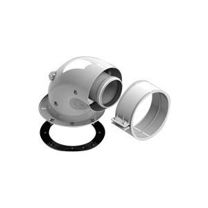 Адаптер-отвод STOUT диаметр 60/100 для котла угловой 90 градусов коаксиальный (SCA-6010-240190) сумка чехол для обруча indigo цвет салатовый диаметр 60 х 90 см