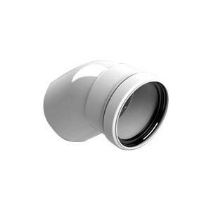 Отвод STOUT 45 градусов диаметр 80 м/п PP-FE (SCA-8080-000045) стоимость