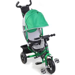 Велосипед трехколесный Mini Trike Зеленый белая рама (950D) цена