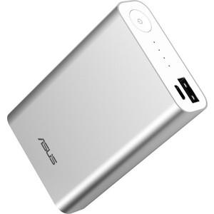 Внешний аккумулятор Asus ZenPower ABTU005 10050mAh silver