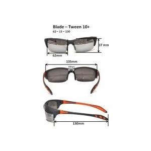 Cолнцезащитные очки Real Kids для тинейджеров Blade белый/синий (10BLDWHNV)