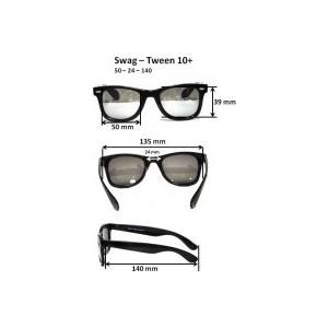 Фото - Cолнцезащитные очки Real Kids для тинейджеров Wag белые (10WGWHWH) cолнцезащитные очки real kids детские серф оранжевые 7surnor