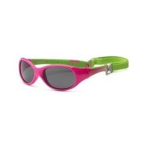 Cолнцезащитные очки Real Kids детские Explorer розовый/лайм (4EXPCPLM) cолнцезащитные очки real kids детские torm фиолетовые 7topnk