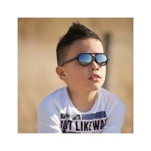 Cолнцезащитные очки Real Kids детские Авиатор синие (2SKYRYL)