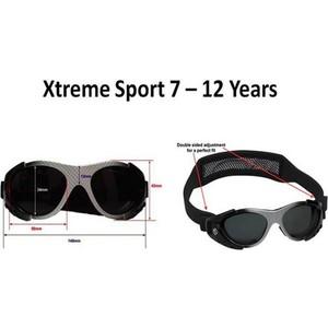 Cолнцезащитные очки Real Kids детские Hade от 7-12 лет (712XTRBLKPNK)