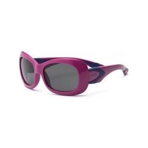Cолнцезащитные очки Real Kids детские Breeze для девочек с поляризацией фиолетовый/синий (7BREPUNVP2) успокаивающий спрей после солнца барьесан 150 мл uriage bariesun