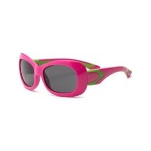 Cолнцезащитные очки Real Kids детские Breeze для девочек с поляризацией розовый/салатовый (7BRECPLMP2) детские игрушки 9 лет для девочек