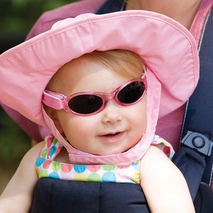 Cолнцезащитные очки Real Kids детские Hade 0-2 года (024PURPHRT) очки quiksilver deville matte real blue havana fl