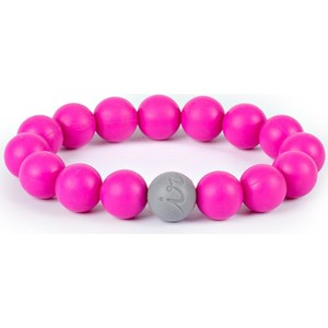 Браслет Itzy Ritzy Round Bead Hot Pink (BRACEBEAD8102) itzy ritzy round bead mint beadneck9202