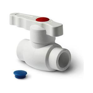 Кран Pro Aqua PP-R W пластиковый шаровый 50