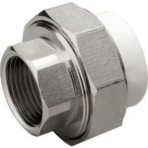 цена на Муфта Pro Aqua PP-R W комбинированная разъемная с внутренней резьбой 50х1 1/2 дюйма