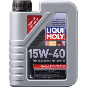 цена на Моторное масло Liqui Moly MoS2 Leichtlauf 15W-40 1 л 1932