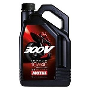 Моторное масло MOTUL 300 V 4T FL Road Racing 10w-40 4 л моторное масло motul 5000 4t 10w 40 1 л