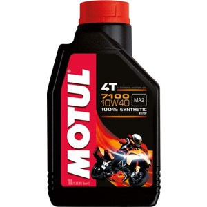 Моторное масло MOTUL 7100 4T 10w-40 1 л моторное масло motul atv utv expert 4t 10w 40 1 л