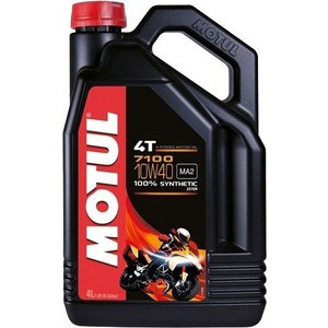 Моторное масло MOTUL 7100 4T 10W-40 4 л цена 2017