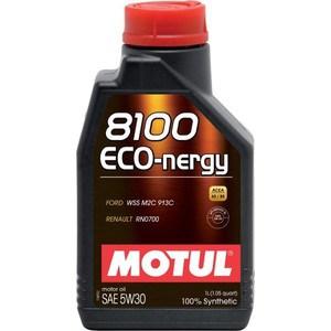 цена на Моторное масло MOTUL 8100 Eco-nergy 5W-30 1 л