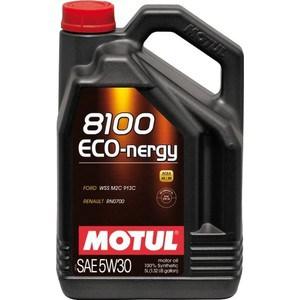 цена на Моторное масло MOTUL 8100 Eco-nergy 5W-30 5 л