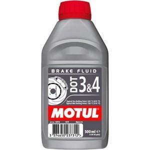 цена на Тормозная жидкость MOTUL DOT 3 & 4 Brake Fluid 0.5 л
