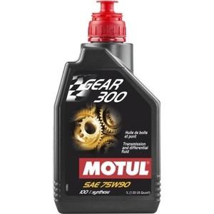 Трансмиссионное масло MOTUL Gear 300 75w-90 1 л