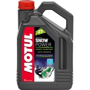 Моторное масло MOTUL Snowpower 2T 4 л