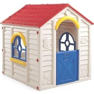 Игровой домик Keter Ранчо белый (17609669) цена