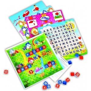 Настольная игра Биплант Эрудитдружные буквы/игровое поле прозрачное (10006) mag 10006