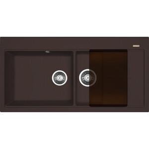 Кухонная мойка Florentina Россана мокко FSm (20.335.E1000.303)