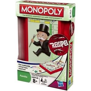 Игрушка Hasbro Games дорожная игра Монополия (B1002)