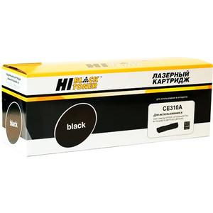Картридж Hi-Black CE310A (№729) 1200 стр.