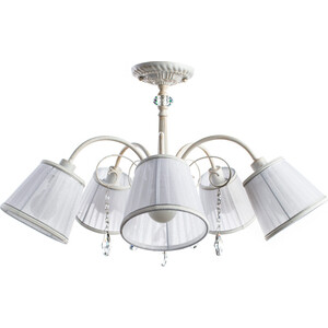 Потолочная люстра Arte Lamp A9515PL-5WG
