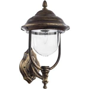 Уличный настенный светильник Artelamp A1481AL-1BN цены
