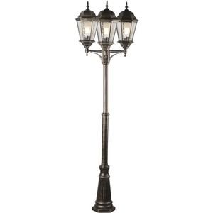 Уличный фонарь Artelamp A1207PA-3BN цена в Москве и Питере