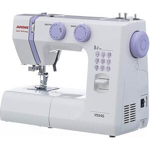 Швейная машина Janome VS 54s лапка для швейной машины aurora для шитья узоров