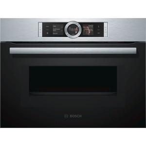 Компактный духовой шкаф Bosch Serie 8 CMG636BS1