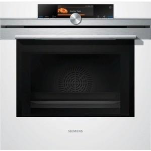 Электрический духовой шкаф Siemens HN678G4W1 цена и фото