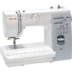 Швейная машина Janome 5515 лапка для кожи janome цена