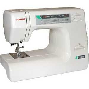 Швейная машина Janome 7524A (без чехла)