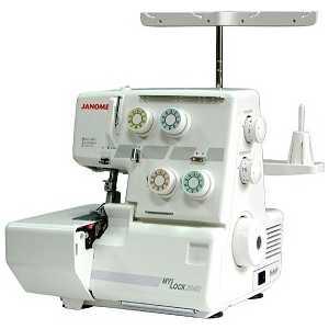 Оверлок Janome MyLock 205D лапка для притачивания молнии hemline регулируемая 3 5 х 2 х 4 5 см