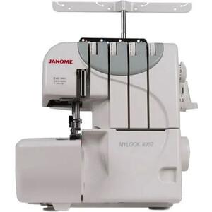 Оверлок Janome MyLock 4952 лапка для притачивания молнии hemline регулируемая 3 5 х 2 х 4 5 см