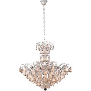 Фото - Подвесная люстра Crystal Lux Sevilia SP9 Gold потолочная люстра crystal lux sevilia pl6 silver