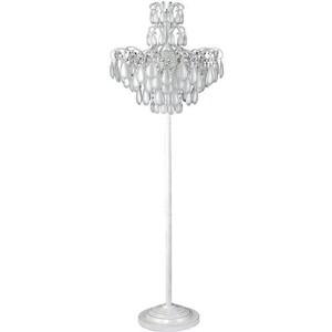 Фото - Торшер Crystal Lux Sevilia PT4 Silver потолочная люстра crystal lux sevilia pl6 silver
