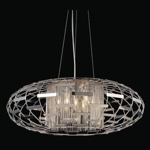 Подвесной светильник Crystal Lux Silvestro SP5 подвесной светильник crystal lux bloom sp5 chrome