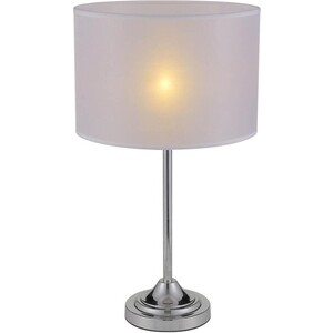 Настольная лампа Crystal Lux Asta LG1 настольная лампа ideal lux kate 2 tl1 round