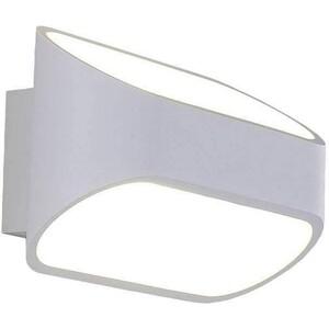Настенный светильник Crystal Lux CLT 510W WH настенный светодиодный светильник crystal lux clt 511w425 wh