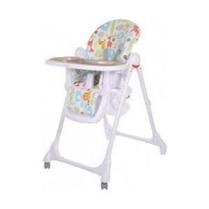 Стульчик Baby Care Fiesta серый (FIESTA)