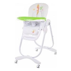 Стульчик Baby Care Trona зеленый (YQ-168C)