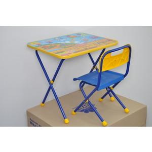 Набор мебели Ника Познайка стол стул Математика (КНП2-0282КП2/8)